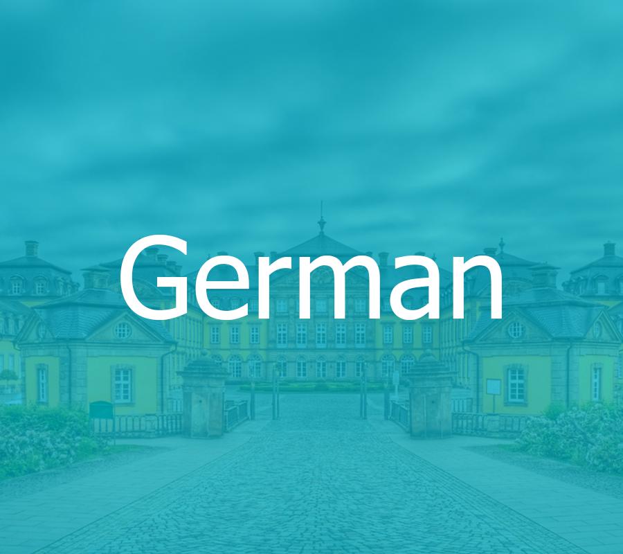 German 2016