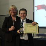 Year 7 Bessemer House Award Winner - Aidan Fryer